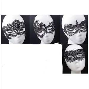 Accessories - Lace face masks